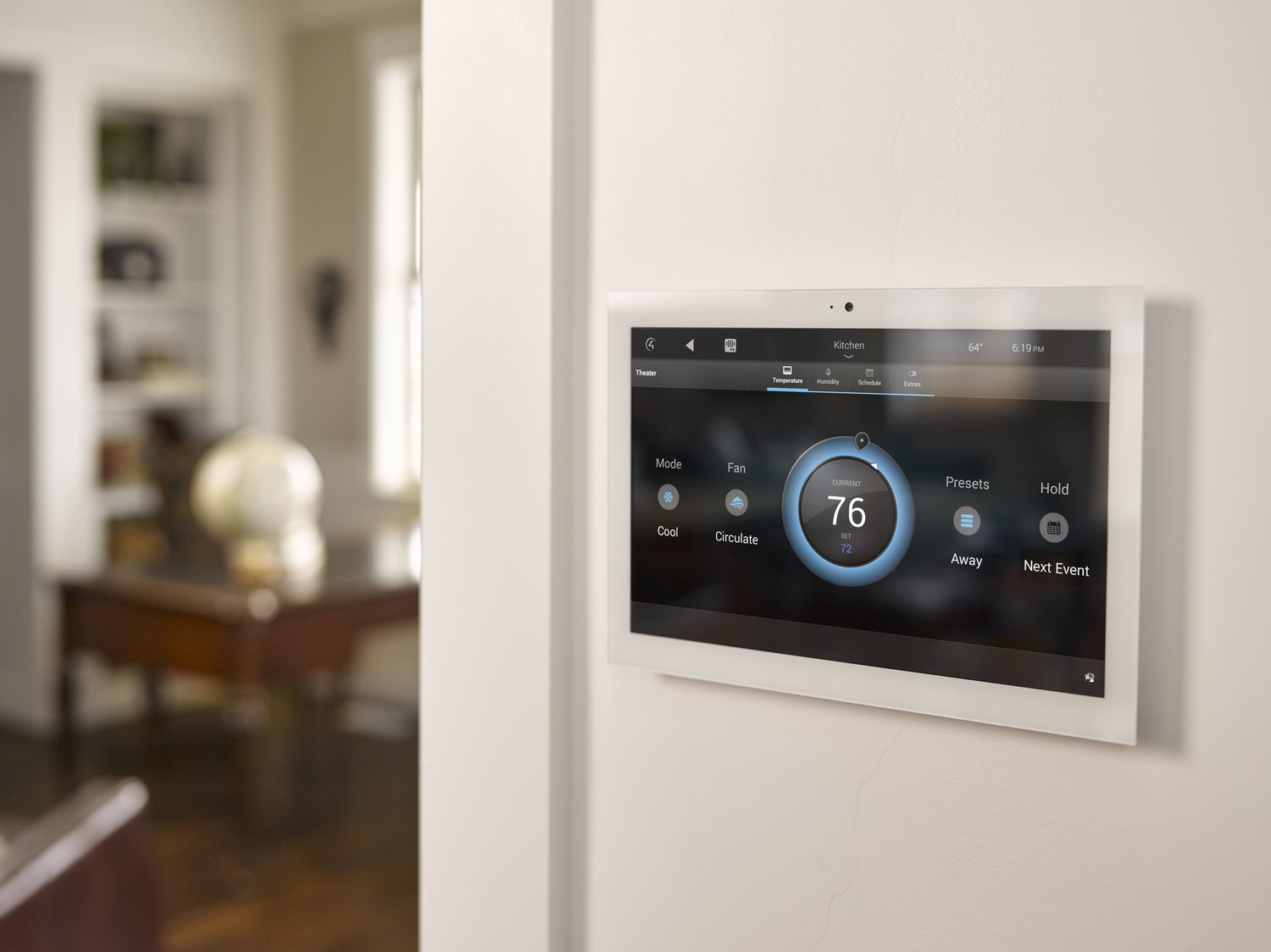 Smart and Energy Saving Climate Control