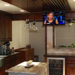 drop down tv lifts in  BOSTON, THE SOUTH SHORE, CAPE COD, MARTHA'S VINEYARD, AND NANTUCKET