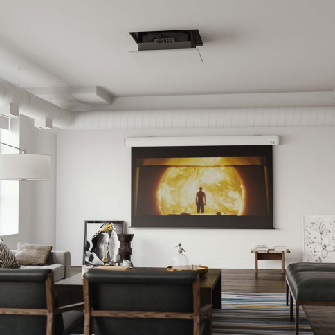 projector installation in  BOSTON, THE SOUTH SHORE, CAPE COD, MARTHA'S VINEYARD, AND NANTUCKET